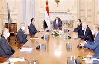 الرئيس السيسي يوجه بتكثيف أنشطة شركة إيني الإيطالية في مجالي التنقيب والإنتاج بمصر