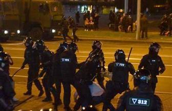 قوات الأمن في مينسك تمنع الاقتراب من مقر إقامة الرئيس البيلاروسي