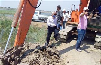 سكرتير محافظة بورسعيد يقود حملة لإزالة 4 مزارع سمكية مخالفة على مساحة 105 أفدنة | صور