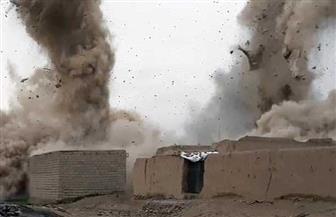 مقتل 11 من طالبان في غارة جوية بشمال أفغانستان