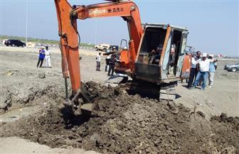 الغضبان: تنفيذ ٢٠ قرار إزالة تعديات على أملاك الدولة بالأحياء وإزالة ٤ مزارع سمكية مخالفة | صور