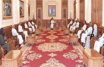نائب رئيس الوزراء العماني يلتقي الوزراء السابقين   صور
