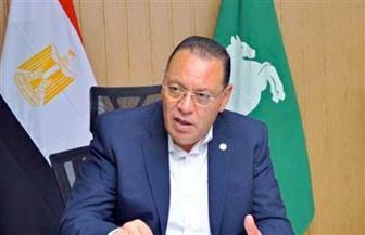 محافظ الشرقية يستقبل وزير القوى العاملة بالديوان العام لتوقيع بروتوكول تعاون مشترك