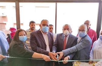 بتكلفة 8 ملايين جنيه.. رئيس جامعة بني سويف يفتتح وحدة الأطفال المبتسرين الجديدة | صور