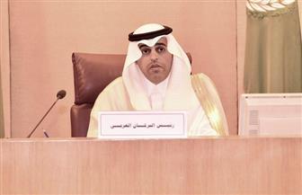 رئيس البرلمان العربي يدعم جهود مصر في مكافحة الإرهاب