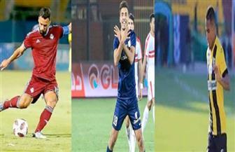 «السعيد» متصدرا.. ننشر قائمة هدافي الدوري المصري الممتاز
