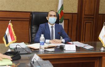 نائب محافظ سوهاج يترأس اجتماع لجنة مراجعة تراخيص أعمال البناء| صور