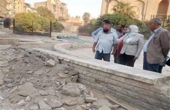 تطوير شارعي السلطان حسن والراعي جنوب القاهرة بالتعاون مع المجتمع المدني