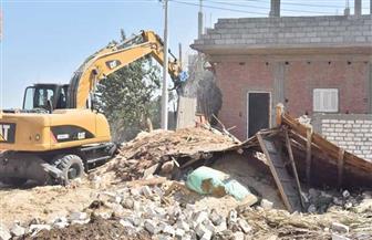 محافظ أسيوط يقود حملة لإزالة مخالفات البناء والتعديات على أملاك الدولة| صور