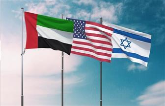 الإمارات والولايات المتحدة وإسرائيل تصدر بيانا ثلاثيا مشتركا في ضوء زيارة الوفد الأمريكي - الإسرائيلي