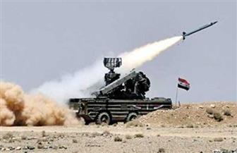 دمشق تتصدى لغارات أعلنت إسرائيل شنها في جنوب سوريا