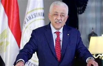 """وزير التعليم يؤكد ما نشرته """"بوابة الأهرام"""": الامتحانات الإلكترونية لن تتضمن أسئلة مقالية"""