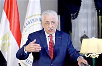 وزير التعليم: مصر تقدمت للمركز ٤٢ عالميًا في جودة التعليم والدور الثالث للثانوية لفئة واحدة