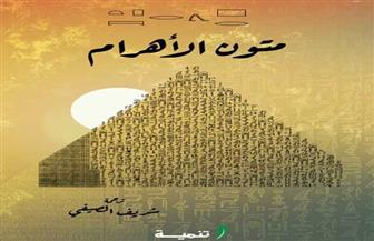 """صدور """"متون الأهرام"""" بترجمة شريف الصيفي عن دار """"تنمية"""""""