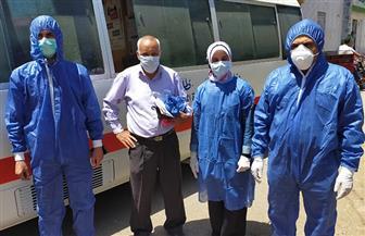 صحة الدقهلية: 7 مستشفيات تسجل صفر حالات كورونا لمدة ١٠ أيام |صور