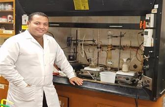 الدكتور محمد العتماني.. مصري يدرس في أمريكا ويشارك في مشروع لتصنيع الكمامات | حوار