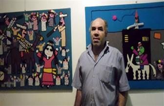 «البريدي» يعقد ورشة لفن «المرج خيط» بالجمعية المصرية للكاريكاتير لمدة أربعة أيام