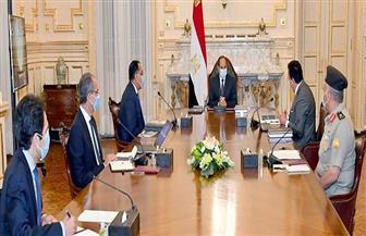 تفاصيل اجتماع الرئيس السيسي مع عدد من الوزراء حول تطوير منظومة التعليم الجامعي | صور وفيديو