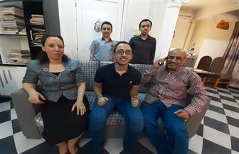 محافظ سوهاج يهنئ أوائل الثانوية العامة من أبناء المحافظة | صور