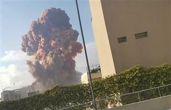 إصابة أفراد من طاقم السفارة الألمانية في انفجار بيروت