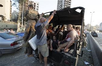 """""""الخارجية"""" تعرب عن قلقها العميق بشأن انفجار بيروت وتجري الاتصالات اللازمة للوقوف على التفاصيل"""