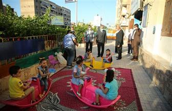 محافظ كفر الشيخ يتفقد دور الأيتام بالعاصمة ويتابع مستوى الخدمات | صور