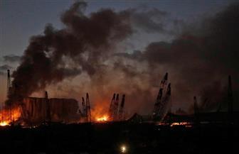 وزير الاقتصاد اللبناني: صومعة حبوب بيروت دمُرت.. والمخزون وسفن قادمة يمكنهما تغطية الاحتياجات