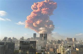 القوى العاملة: غدا وصول 3 جثامين مصريين ضحايا انفجار مرفأ بيروت