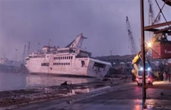 غرق باخرة سياحية نتيجة انفجار بيروت ومقتل عدد من طاقمها