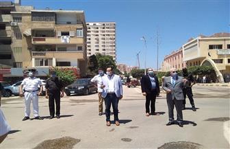 ضبط 1416 مخالفة مرورية في حملة بكفر الشيخ | صور