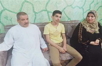 الأول في الثانوية العامة بشمال سيناء: أتمنى أن أخدم وطني وطاعة الله والأهل سر نجاحي