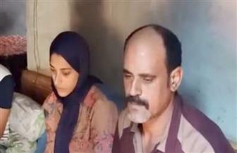 """والد """"إبراهيم أبوقصبة"""" أحد ضحايا تفجيرات بيروت: """"طلب مني أشوف له عروسة قبل وفاته بساعات"""""""