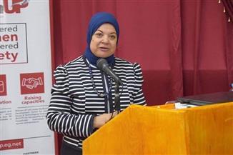 """""""القومي للمرأة"""" بسوهاج يطلق حملة """"صوتك لمصر بكرة """" للتوعية  بالمشاركة في انتخابات الشيوخ"""