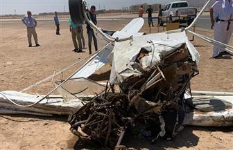 فريق من سلطة الطيران المدني يتجه إلى الغردقة للتحقيق في حادث سقوط طائرة الجونة