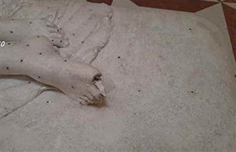 سائح نمساوي يتسبب في كسر تمثال أثري في إيطاليا