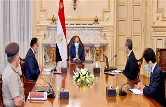 الرئيس السيسي يوجه بتطبيق أعلى المعايير العالمية في إقامة مشروعات الاتصالات والرقمنة