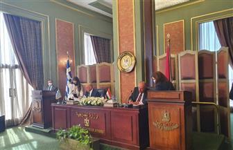 توقيع اتفاق تعيين الحدود البحرية بين مصر واليونان