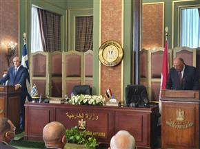 وزير خارجية اليونان: اتفاق ترسيم الحدود مع مصر مطابق لقانون البحار ويساهم في تحقيق الاستقرار بالمنطقة