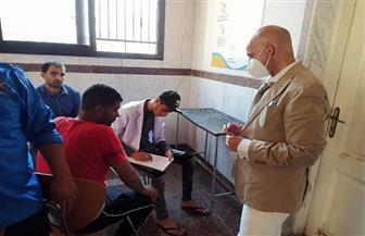 غلق وتشميع مركز لعلاج الإدمان بالعاشر من رمضان | صور
