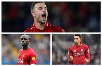 3 لاعبين من ليفربول في القائمة المرشحة لأفضل لاعب في الدوري الإنجليزي