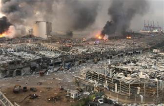 لبنان: عدد ضحايا انفجار مرفأ بيروت يرتفع إلى 190 قتيلا وتجاوز الجرحي 6500
