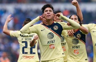 كلوب أمريكا ينفرد بصدارة الدوري المكسيكي إثر التعادل مع نيكاكسا