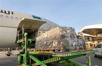 السعودية تسير الطائرة الإغاثية الثالثة إلى لبنان