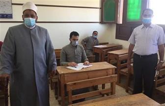 منطقة البحر الأحمر الأزهرية: امتحانات معهد القراءات بدون شكاوى | صور