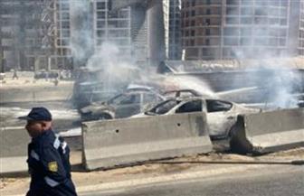 «الصحة»: إصابة 8 أشخاص في حادث تصادم سيارات على الطريق الدائري.. ولا وفيات