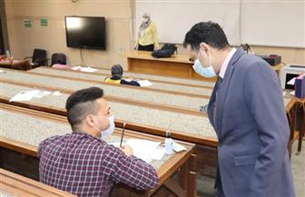 جامعة بورسعيد: بدء اختبارات القدرات لطلاب الثانوية العامة