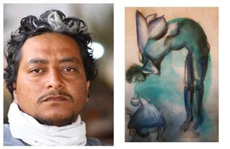 النحات أحمد مجدي: تأمل الفنان لتجربته يدفعه إلى استمرار المسيرة   صور