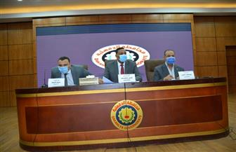 رفع درجة الاستعداد وغرفة عمليات بالدقهلية لمتابعة انتخابات الشيوخ | صور
