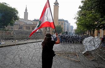 الصليب الأحمر: الإصابات في احتجاجات بيروت ترتفع إلى 58 حالة