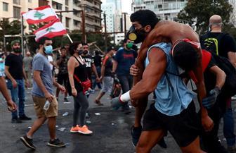 شاهد.. يوم الغضب في بيروت |صور